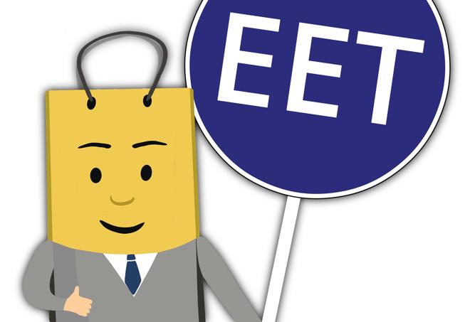 Blog - EET startuje