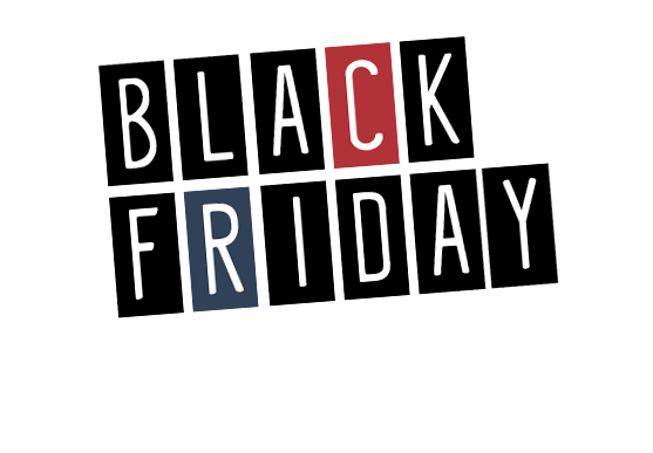 Blog - Black Friday 2017